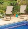 2012 New Design outdoor fabric sling Sun Lounger