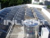heat pipe solar collector system
