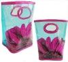 latest design purple promotion bag