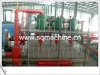 6ton environmental continuous system waste tyre oil pyrolysis/refinery plant