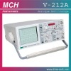 V552A oscilloscope,50MHz frequency,dual channel frequency meter oscilloscope