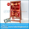 2013 High quality electronic poster board