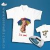 High Brightness Light Heat Inkjet Transfer Paper (T-shirt Paper) 140g