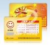 Paper Scratch Card Lottery Card