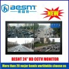 BESNT high quality 24 inch high color resolution cctv camera monitor BS-MT24