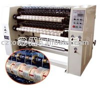 Super Clear BOPP Slitting and Rewinding Machine