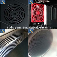 FY09 Perforated Radiator guard / Speaker Grill