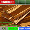 CE certified tiger strand woven bamboo flooring