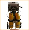Trolley Mounted Air Breathing Apparatus(SCBA)