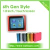 1.8 inch Touch Screen Mp4 Player
