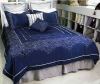 Embroidery Polyester bed linen bedding sets