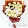 Adorable Bear Bouquet valentine gift bear bouquet
