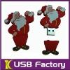 Promotional gift christmas usb flash drive
