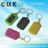 3-LED mini flashlight keychain