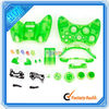 HOT! For Xbox 360 Controller Shell + Buttons Transparent Green