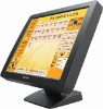 "15"" all in one Touch screen computer/ Restaurant touch screen EPOS/ Restaurant touch screen computer with magnetic card reader"