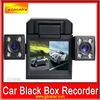 Cheaper hd dvr recorder dual lens camera with 4 IR day and night vision