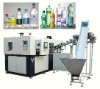 Blow Molding Machine - Automatic Stretch Type