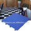 vinyl flooring pvc interlocking garage flooring tile