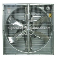 36'' Axial Flow Fan with centrifugal system