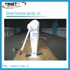 28T White Landing gear for semi trailer