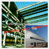 Light weight steel structure pre engineering modern steel structure