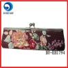 lady's pu evening bag pattern /clutch evening bag