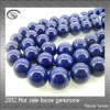 Natural semi precious stone beads round shape 10mm lapis lazuli natural gemstone bead