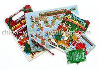 Children's game sets ( educational game sets )