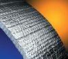 Double bubble aluminum foil heat insulation