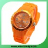 silicone sanda watch