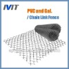 MT stainless steel 11gauge chain link fence with clips
