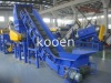 plastic recycling and reprocessing