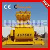 Best Sale JS750 Concrete Mixer Construction Machine