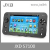 "JXD-S7100 MID support simulator games and android games with 7"" capacitive touch"