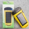 Plastic Solar Power 4 Led Solar Torch with CE and RoHS HRD101-4H