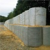 Military Hesco Bastion Fence/welded gabion box (10 years factory)