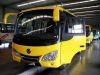 7.3m 30 seats Dongfeng EQ6730ZD3G School Bus for sale