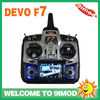 Walkera DEVO F7 2.4 GHz 5.8G Transmittion Super Remotor Control with FPV