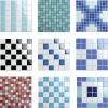 Factory Supply Many Styles Unique Design Interior Decoration and Pool Decoration Good Quality Mosaic ON SALE YW018