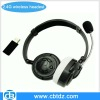2.4G wireless Headset