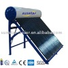Non-Pressure Color Steel Solar Water Heater