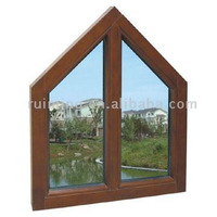 Wooden Special Shaped Window