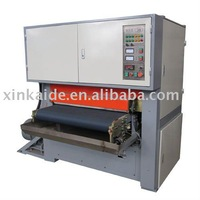 metal surface MS-10RBB wide belt wet polishing machine