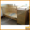 small bed for baby solid wood pine furniture
