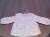 style 333111 baby shirt - cotton 21w printed corduroy