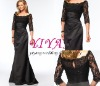 2010 Long Sleeve Evening Gown(JH032)