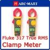 NEW Fluke 317 digital clamp meter volt amp REL #6022