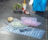 pvc safety mat(pvc mat with suctions,safety mat)