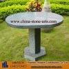 Stone Garden Stone Desk